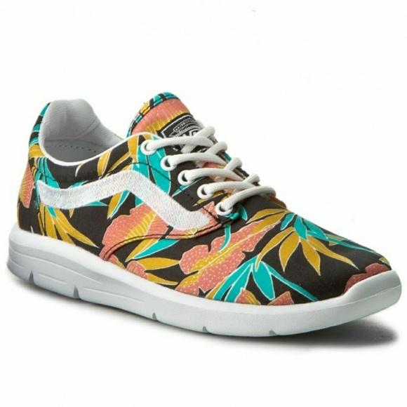 vans tropical shoes